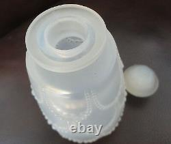 R. Lalique'Perles' Opalescent Perfume Bottle