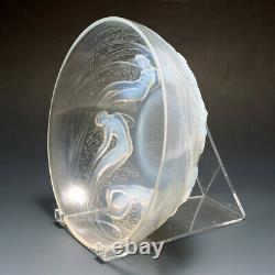 Rene Lalique Ondines Bowl Designed 1921 Marcilhac 380