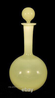 Débanteur Jaune Opaline De Portieux Vallerysthal Et 4 Gobelets