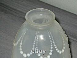 R. Lalique René Lalique France Vase Opalescent Perles 1925 Circa