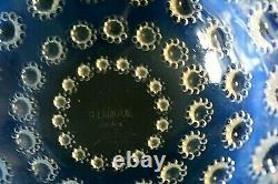 Rene Lalique Aster No. 5 Bol En Verre Opalescent