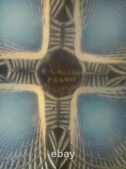 Rene Lalique Coquilles Opalescent No 3204 13cm En Bon État